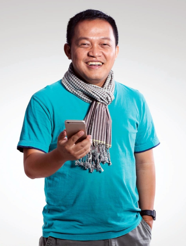 Ear Uy, Sabay Osja, game development company, Southeast Asia's business, Faces Behind ASEAN SMEs, Cambodia