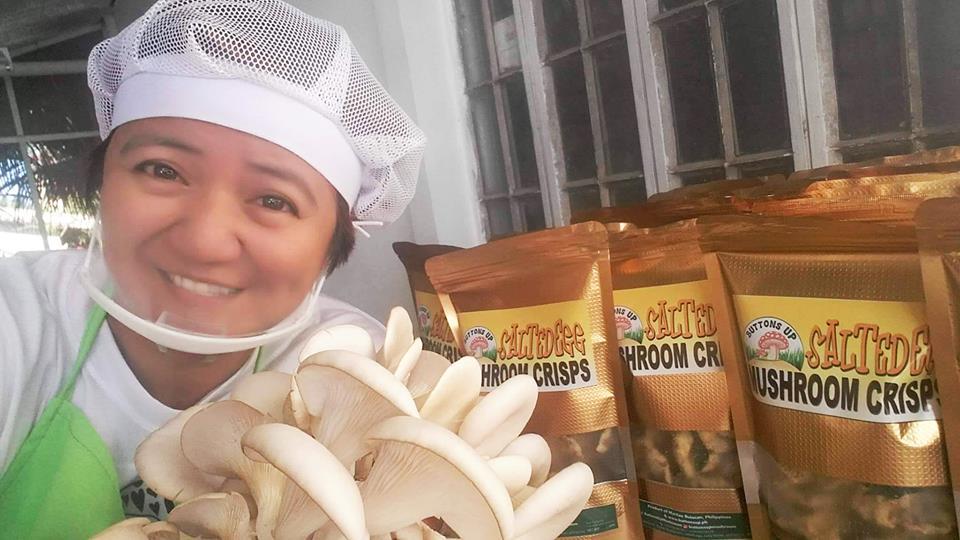 ButtonUp Mushroom Farm, Philippines SMEs, Philippines Business, ASEAN SMEs, Southeast Asian Business, Small Medium Enterprises, ASEAN